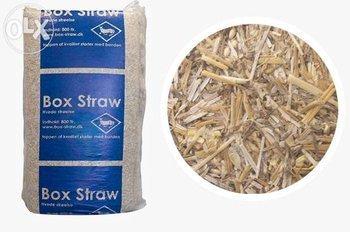 Słomaściółka 24kg - 800l pszenna gruba