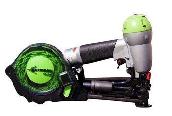 Zszywacz do folii i membran  pneumatyczny CS150B długość zszywek 22mm-38mm