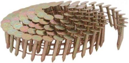Gwoździe bębnowe papiaki/ drut 16°/gładkie/galwanizowane/ MINIBOX