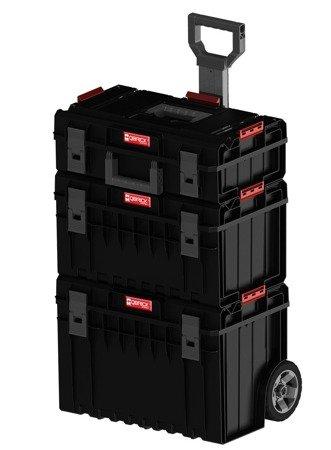 Zestaw skrzyń narzędziowych QBRICK SYSTEM ONE CART TECHNIK SET